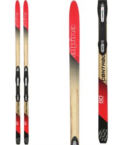 Alpina Control 60 NIS XC Skis w/ Tour Auto Bindings