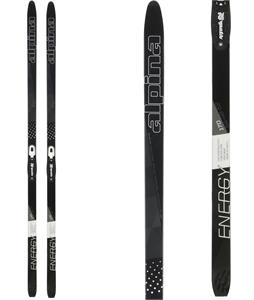 Alpina Energy XC Skis w/ Basic Bindings