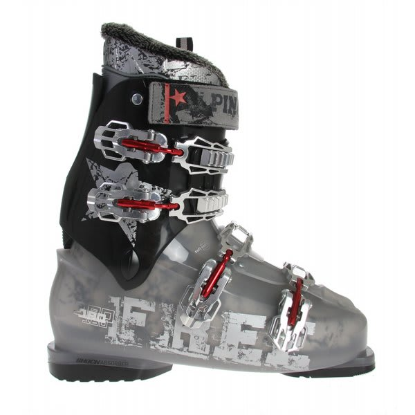 Alpina Free Alpine Ski Boots - Alpina backcountry boots
