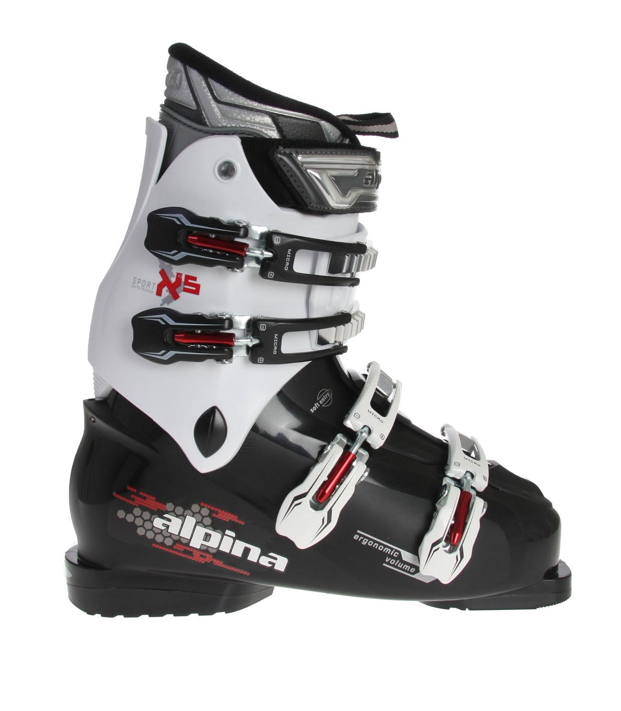 Alpina X Alpine Ski Boots - X5 alpina