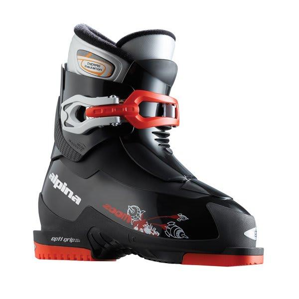 Alpina Zoom Ski Boots Kids Youth - Alpina backcountry boots