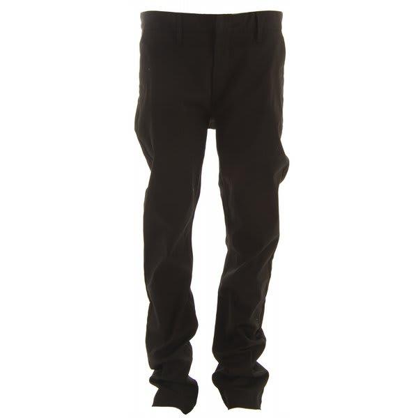 Altamont Davis Slim Chino Pants Black U.S.A. & Canada