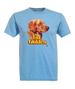 Ames Bros I'm Golden T-Shirt