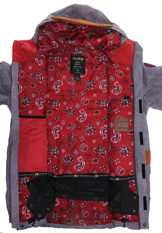 On Sale Analog Alder Snowboard Jacket Up To 55 Off
