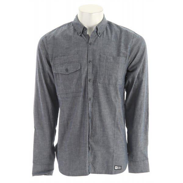 Analog Boneyard L / S Shirt U.S.A. & Canada