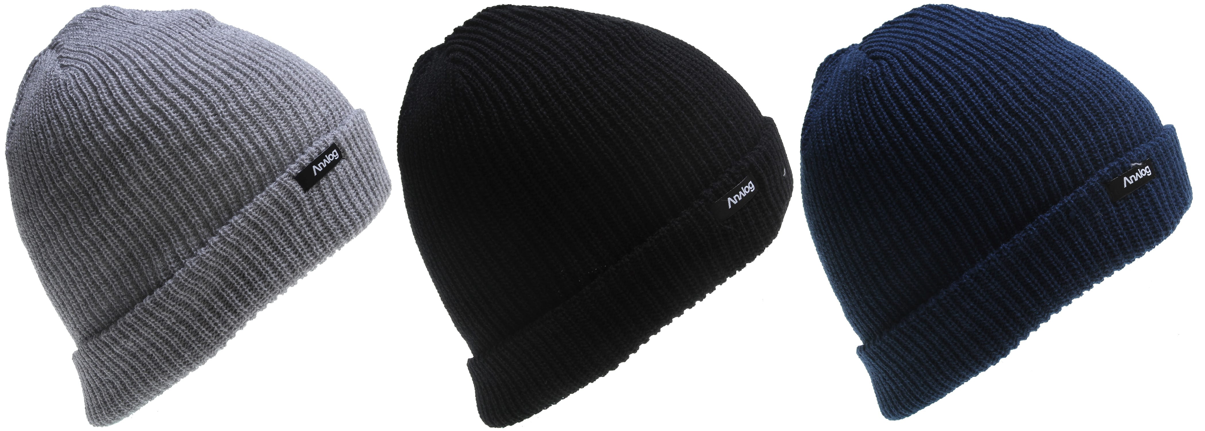 add1ece50f987 Analog Burglar 3 Pack Beanie - thumbnail 1