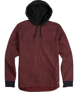 Analog Integrate Full-Zip Hoodie