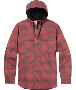 Analog Kaiden Hooded Flannel Jacket