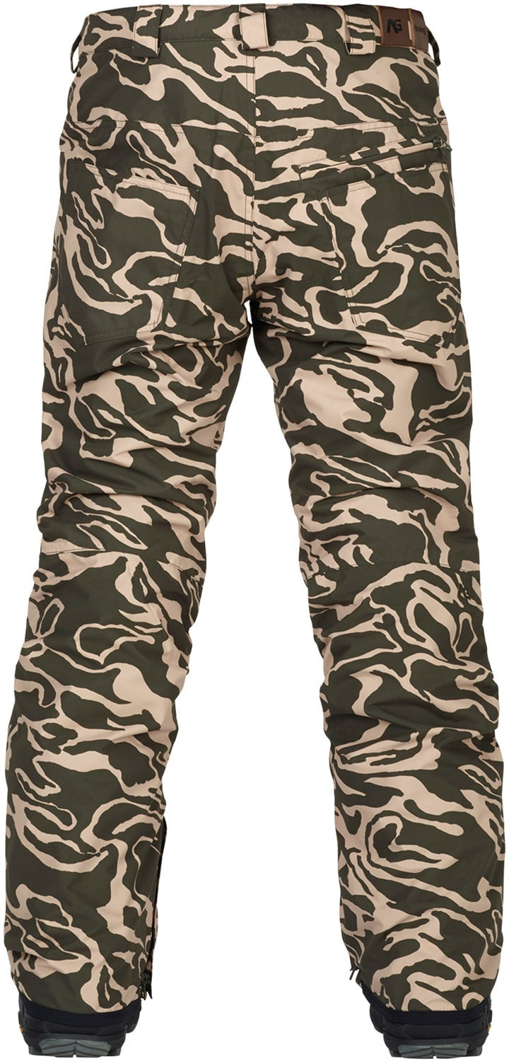 8614db279c21 Analog Thatcher Snowboard Pants - thumbnail 2
