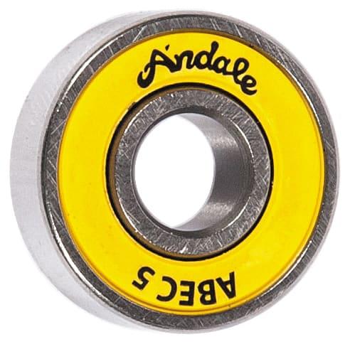 Image of Andale Abec 5 Skateboard Bearings