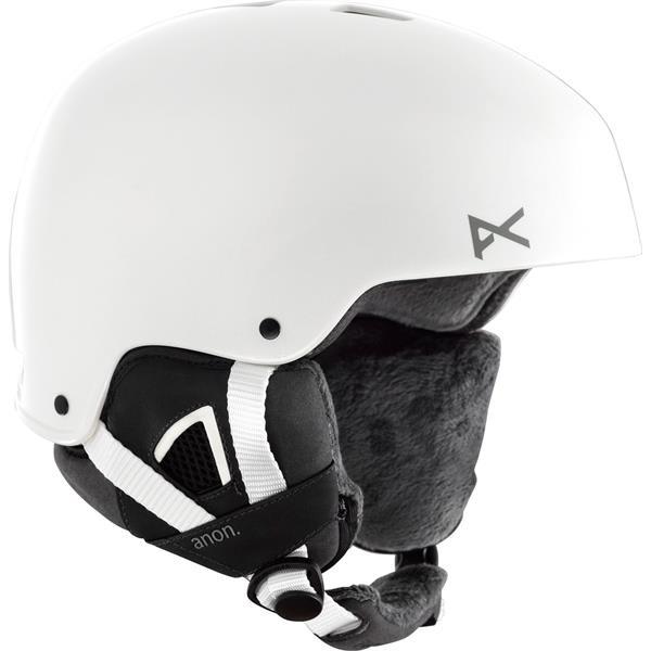 Anon Lynx Snowboard Helmet White U.S.A. & Canada