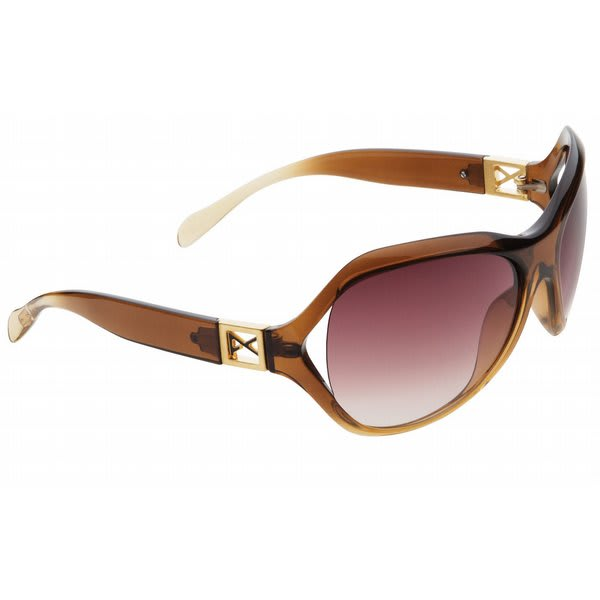 Anon Playdate Sunglasses Polarized Brown / Tortoise Lens U.S.A. & Canada