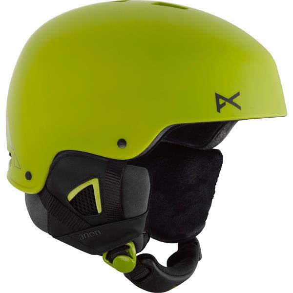 Anon Striker Snowboard Helmet Mellow Yellow U.S.A. & Canada