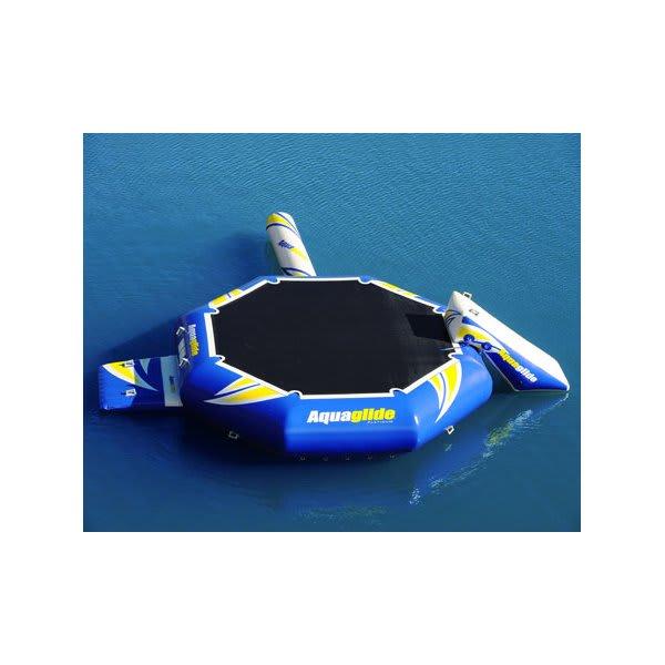 Aquaglide Rebound Bouncer Set 16' U.S.A. & Canada