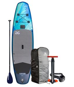 Aquaglide Cascade Inflatable SUP Paddleboard w/ Paddle