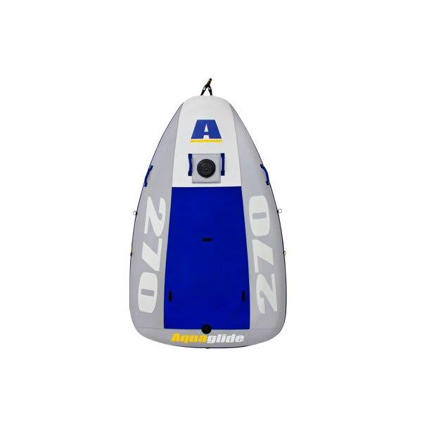 Aquaglide Multisport 270 Sailboat / Towable Blue / White U.S.A. & Canada