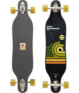 Arbor Axis 37 Artist Longboard Complete