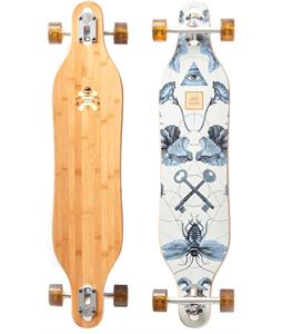 Arbor Axis 40 Bamboo Longboard Complete