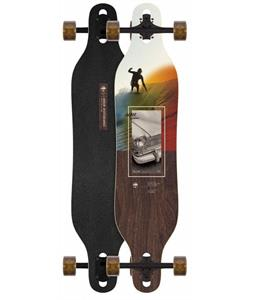 Arbor Axis 40 Photo Longboard Complete