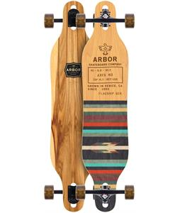 Arbor Axis Flagship Longboard Complete