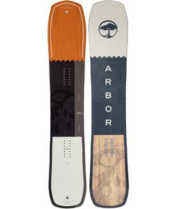 Arbor Crosscut Camber Midwide Snowboard
