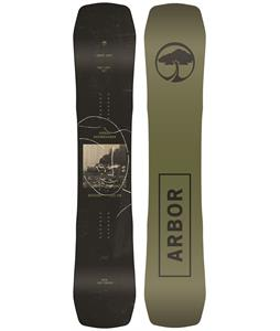 Arbor Draft Midwide Snowboard