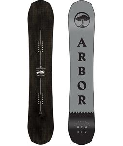 Arbor Element Black Camber Wide Snowboard
