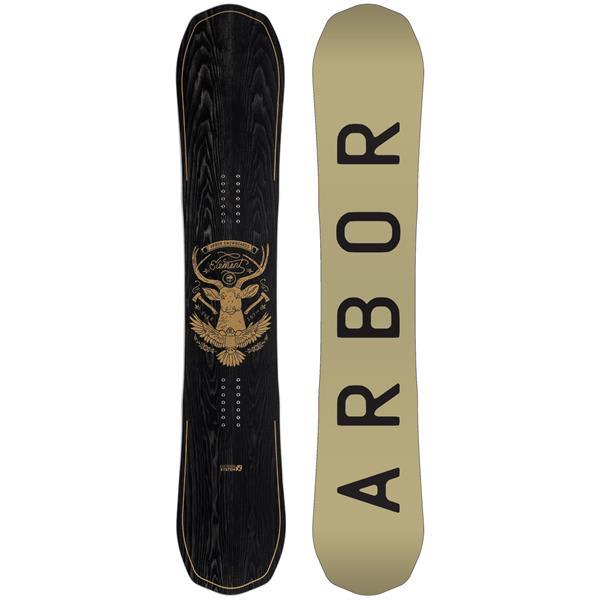 2e29e99cf829 Arbor Element Black Snowboard