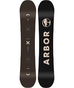 Arbor Foundation Midwide Snowboard
