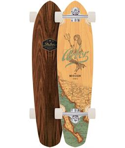 Arbor Mission Groundswell Cruiser Complete