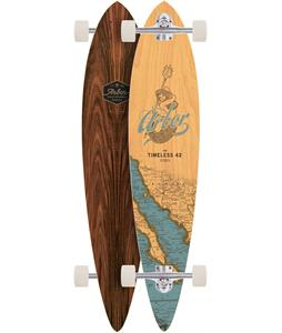 Arbor Timeless Groundswell Longboard Complete