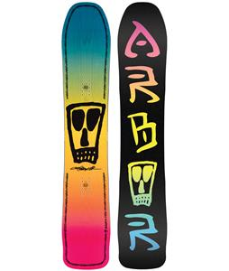 Arbor Zygote Twin Midwide Snowboard