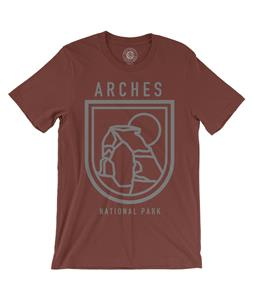 Parks Project Arches Outline T-Shirt