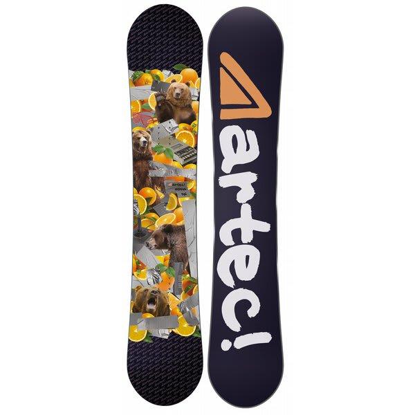 Artec Novus Wide Snowboard 162 U.S.A. & Canada