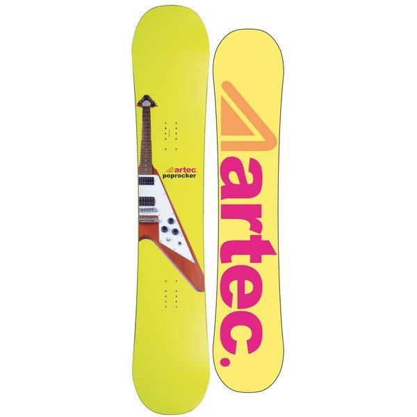 Artec Pop Rocker Snowboard 156 U.S.A. & Canada