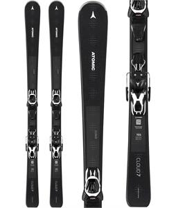Atomic Cloud 7 Skis w/ L 10 GW Bindings
