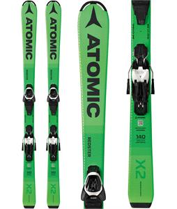 Atomic Redster X2 Skis w/ L 6 GW Bindings