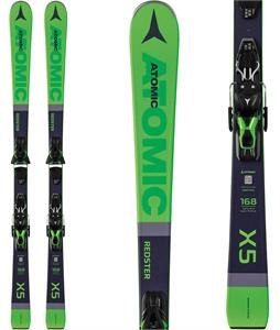 Atomic Redster X5 Skis w/ FT 10 GW Bindings