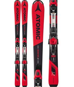 Atomic Redster J2 Skis w/ L 7 ET Bindings