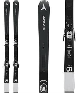 Atomic Savor 6 Skis w/ M 10 GW Bindings
