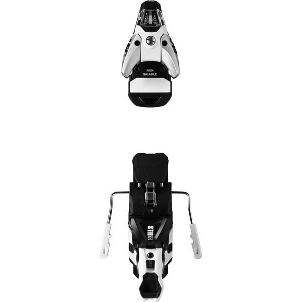 Atomic Sth2 13 Wtr Ski Binding Black / Silver 100Mm U.S.A. & Canada