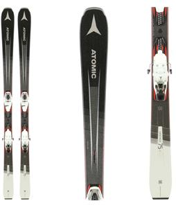 Atomic Vantage 75 C Skis w/ L 10 GW Bindings