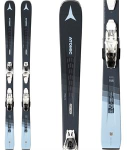 Atomic Vantage 77 Ti Skis w/ L10 GW Bindings