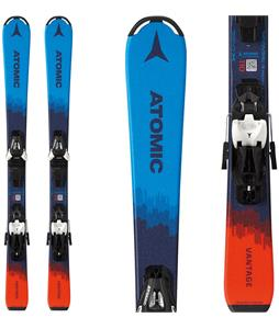 Atomic Vantage Jr Skis w/ C5 GW Bindings
