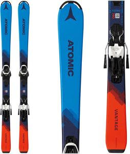 Atomic Vantage Jr Skis w/ L6 GW Bindings