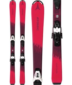 Atomic Vantage Skis w/ C5 GW Bindings