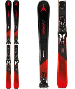 Atomic Vantage X 75 C Skis w/ Lithium 10 Bindings