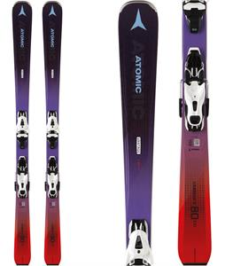 Atomic Vantage X 80 CTI Skis w/ FT 11 GW Bindings