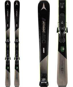 Atomic Vantage X 83 CTI Skis w/ Warden 13 MNC Bindings