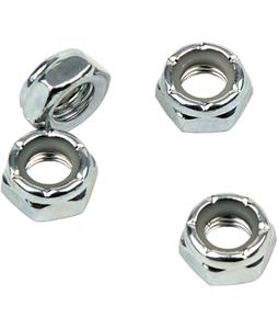 AWH Skateboards Truck Axle Nuts Skateboard Hardware